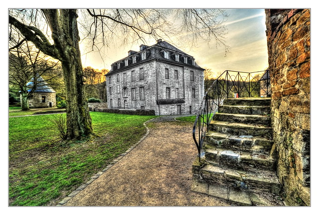 Velbert - Schloss Hardenberg 04