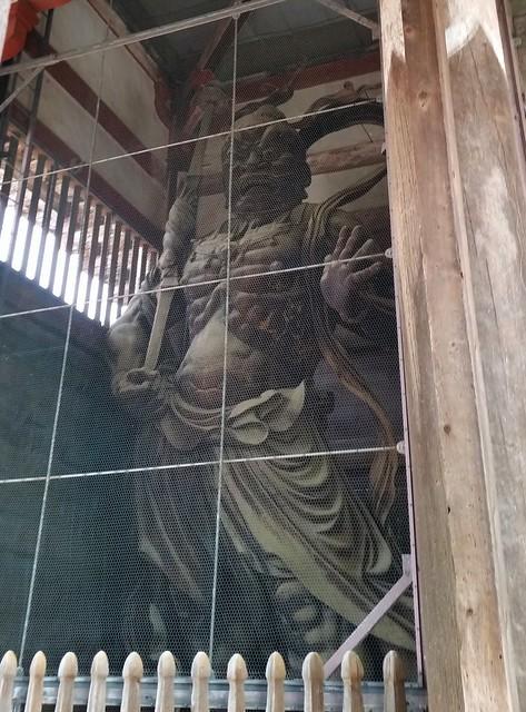 Great Guardian Statue of Todai-Ji