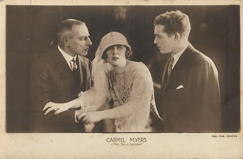 Carmel Myers in Garragan 1924