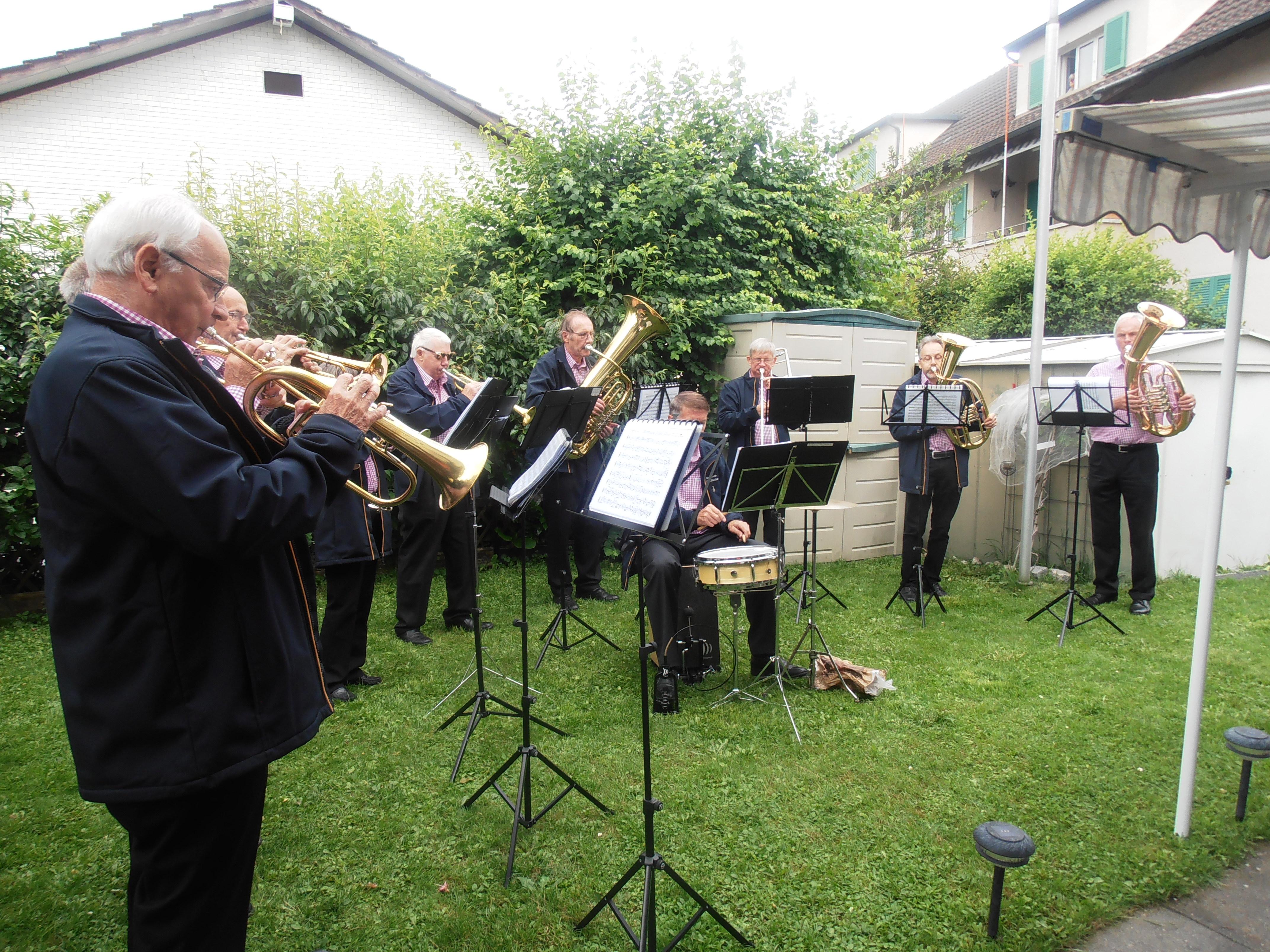 Gartenfest bei Familie Urech (14.06.2018)