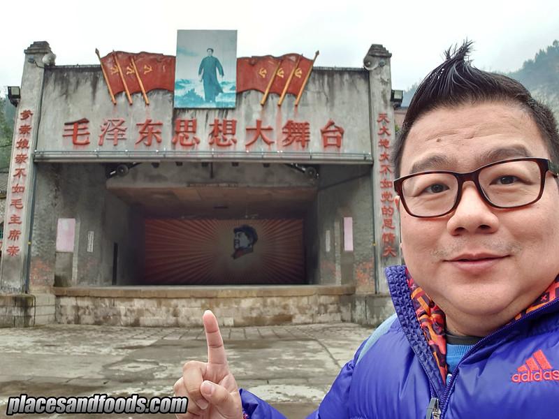 china Bajiaogou Coal Mine Town