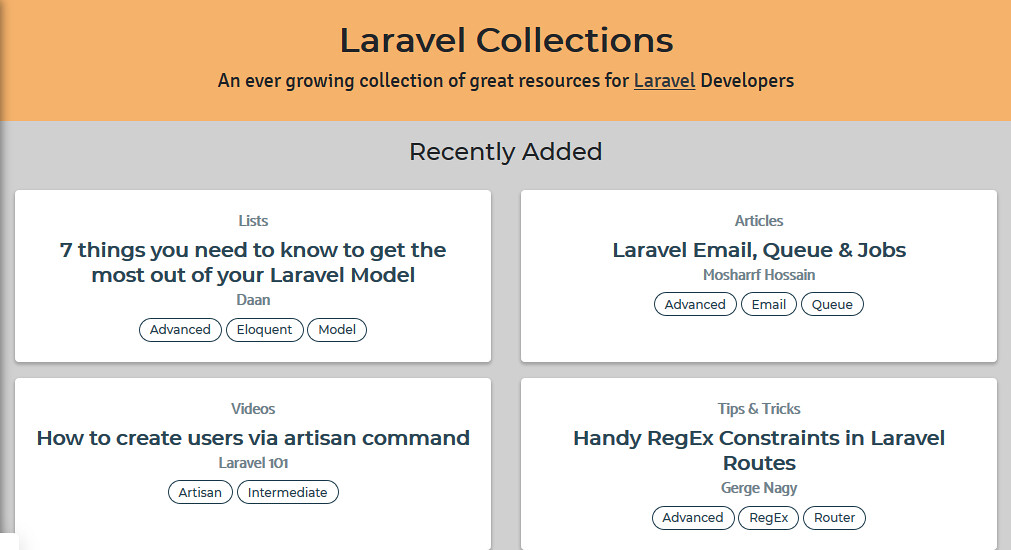 LaravelCollections