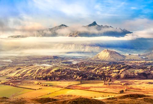 A New Zealand Landscape
