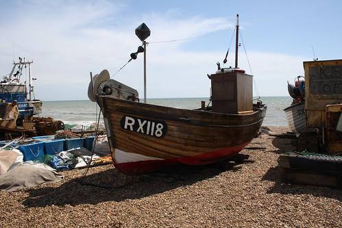 Fishing Boat RX118 MOONSHINE