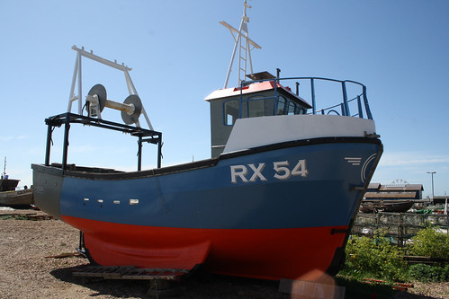 Fishing Boat RX54 BETTY K