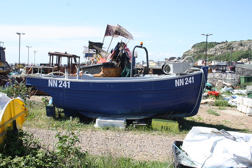 Fishing Boat NN241 OLWEN MAY