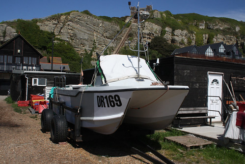 Fishing Boat DR169 PLOVER