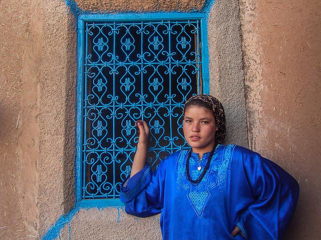 Maroc - ⴰⵟⵍⴰⵙ ⴰⵎⵇⵇⵔⴰⵏ / الاطلس الكبير  / Al-Atlas al / Dans le Haut Atlas