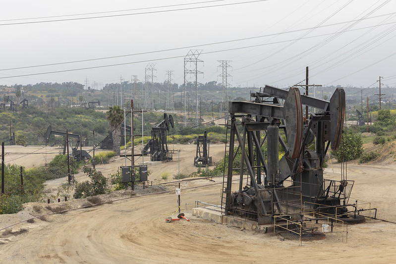 Inglewood Oil Field