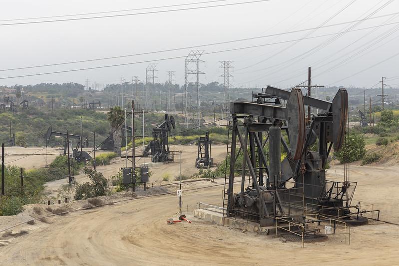 Inglewood Oil Field