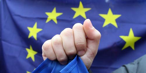 Euro Fist | by rockcohen