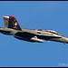 TUDM F/A-18D dive