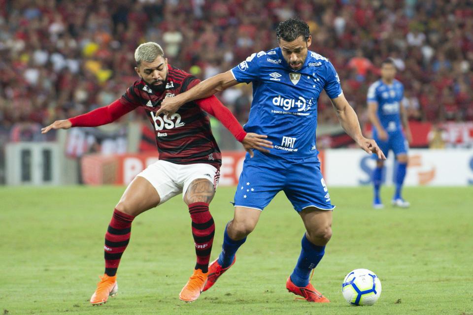 Flamengo 3 x 1 Cruzeiro