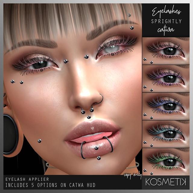 kosmetik Eyelash Applier - Sprightly