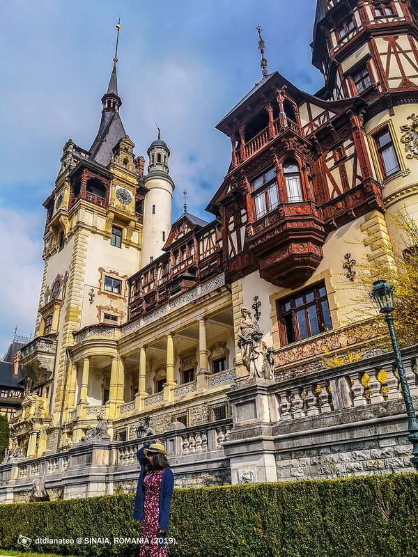 2019 Europe Romania Peles Castle