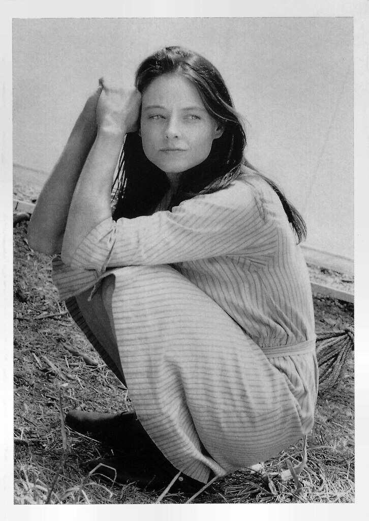 Jodie Foster in Nell (1994) | Canadian postcard by Canadian