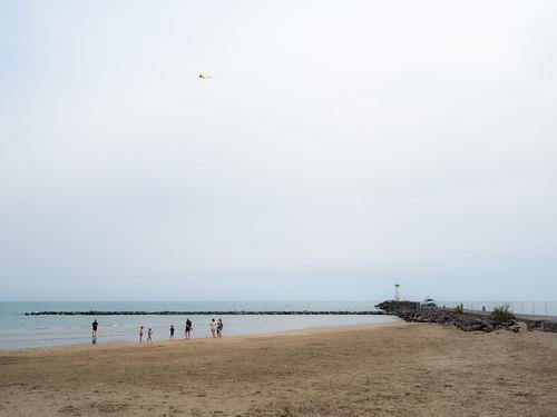 Beach at Grau d'Agde