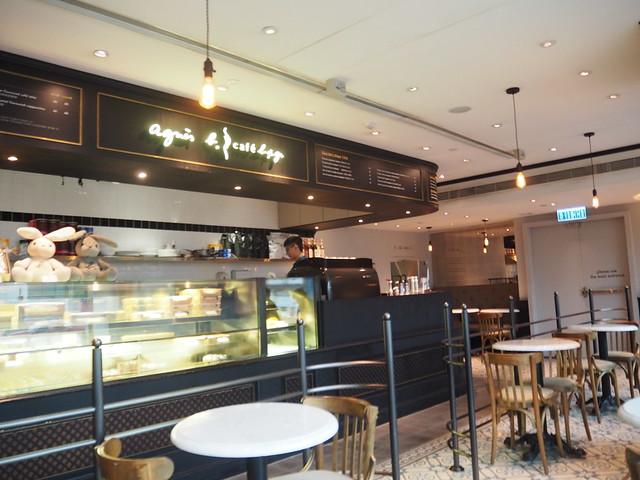 P3082886 アニエス・ベー カフェ(agnès b. café L.P.G.) SOGO 尖沙咀 香港 hongkong ひめごと