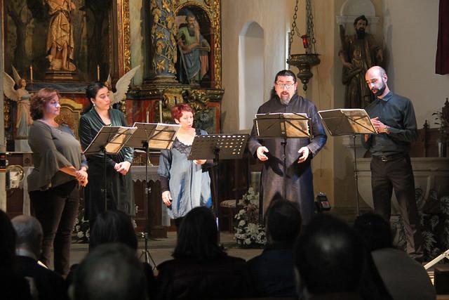 SONIDOS DE PRIMAVERA - A5 VOCAL ENSEMBLE - FUNDACIÓN CEREZALES, ANTONINO Y CINIA - CEREZALES DEL CONDADO 27.4.19