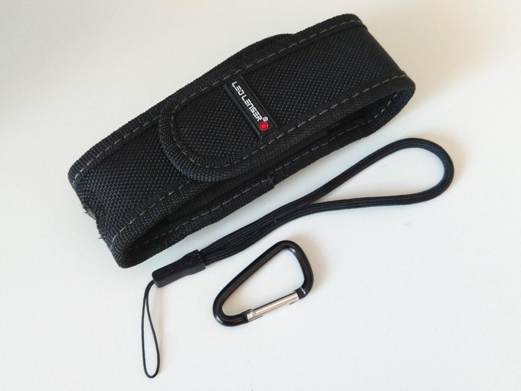 LedLenser T7 belt pouch