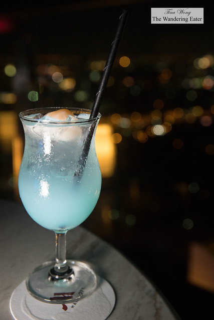 A cocktail to celebrate Earth Hour