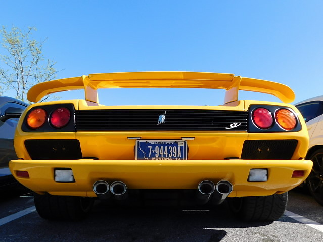 1999 Lamborghini Diablo Sv Church Of The Holy Donut Sunday Flickr