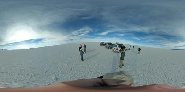 Bolivia - Salar de Uyuni 360°