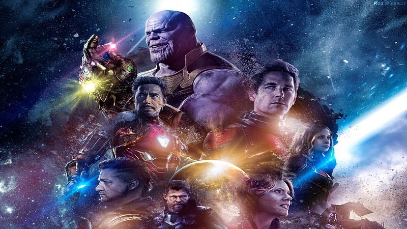 Vingadores Ultimato Wallpaper Avengers Infinity War