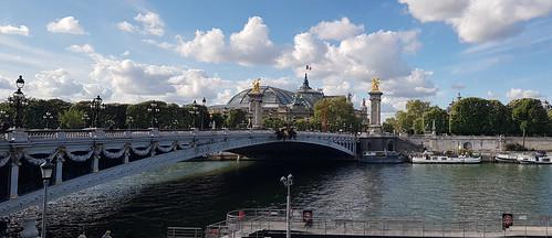 Le pont Alexandre III Paris