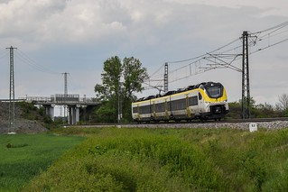 Siemens Mireo DB Regio VUZ Velim test track Czech Republic 28.4.2019 | by Tomáš Pelech