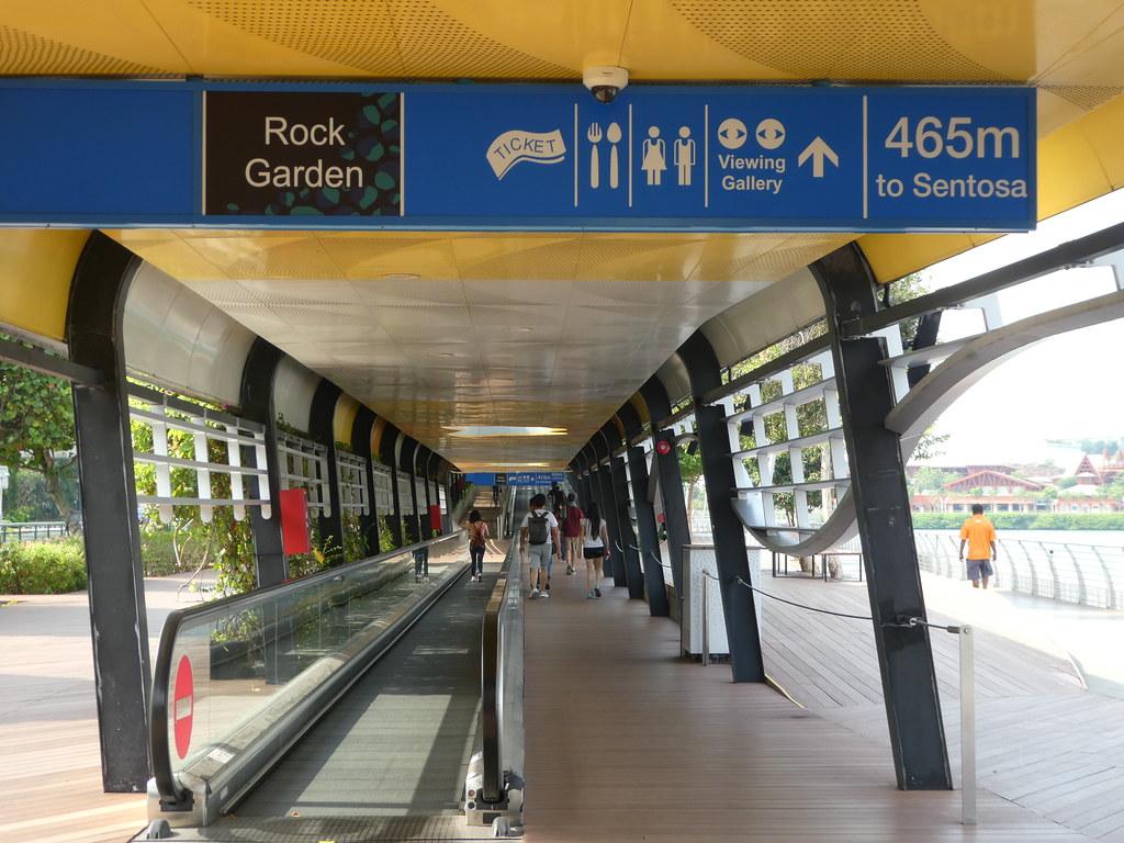 Sentosa Boardwalk Singapore