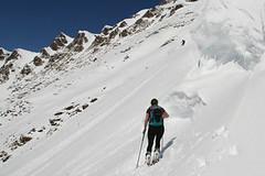 Skitouring ve stínu Olpereru