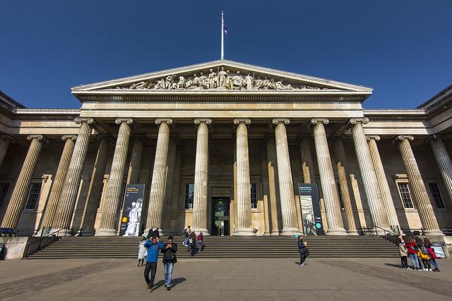 UK - London - British Museum Entrance 02_DSC5467