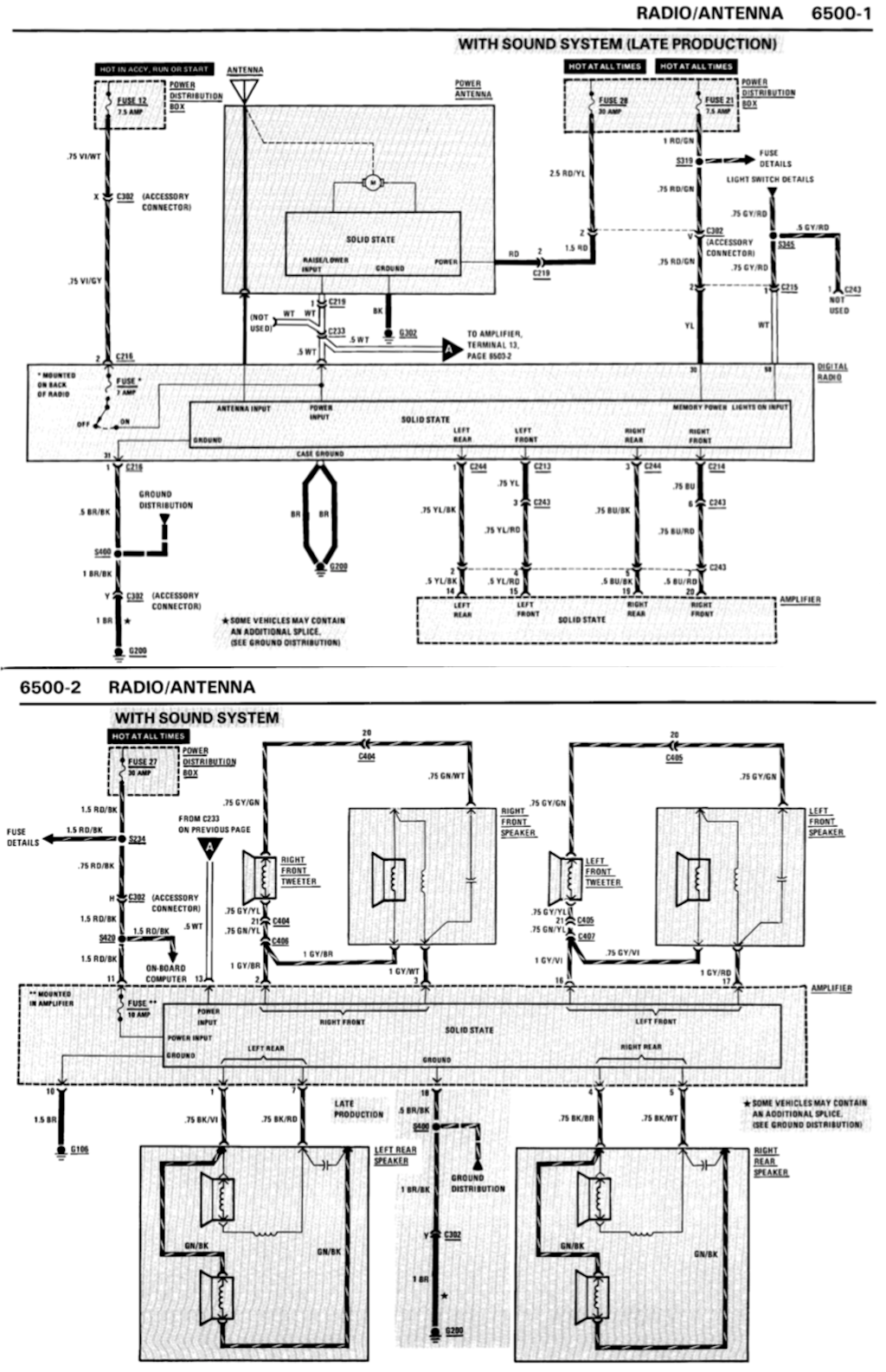 Speakers 4 Channel Wiring Diagram On Component Speakers 4 Channel Amp