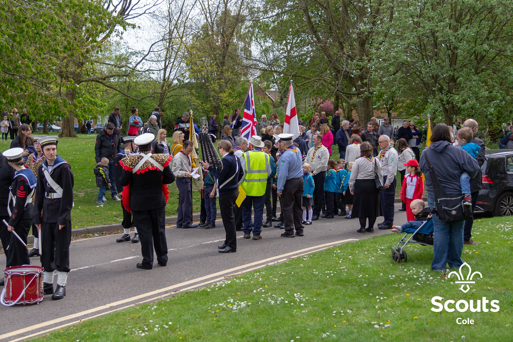 St. Georges Day Parade 2019