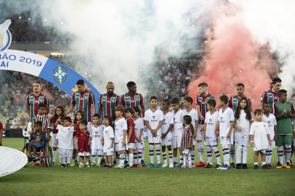 Fluminense 0 x 1 Goiás