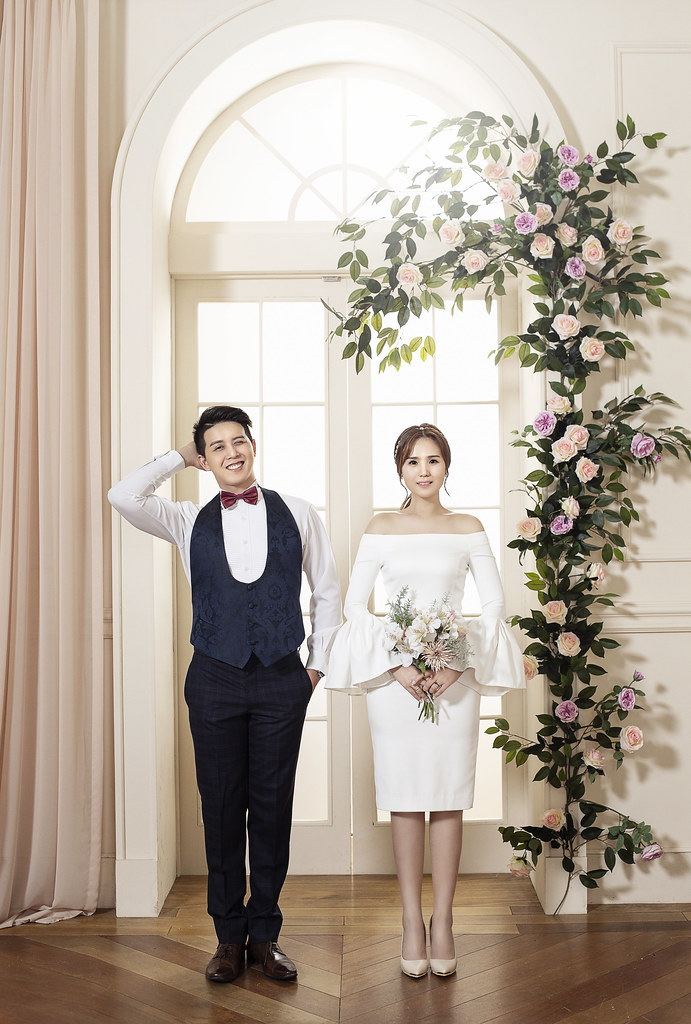【2020韓國拍婚紗】韓式浪漫婚紗|SA Wedding專業婚紗攝影(上)|從台灣諮詢-首爾挑選婚紗流程 @GINA環球旅行生活