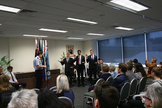 ADF Ceremony 29.04.19