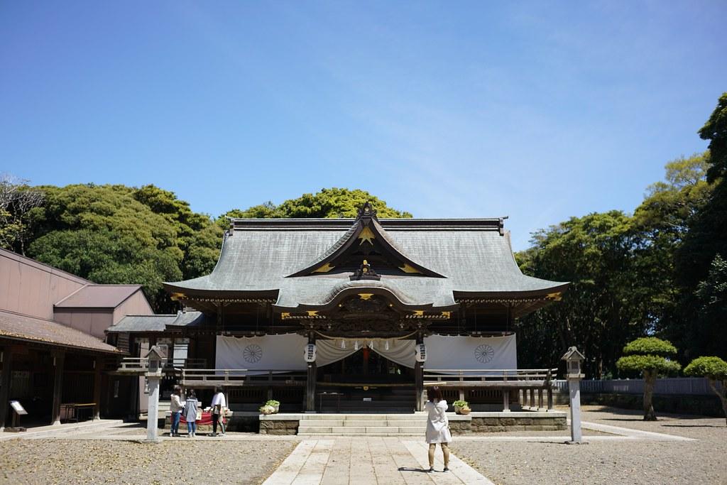 酒列磯前神社(さかつらいそさきじんじゃ)