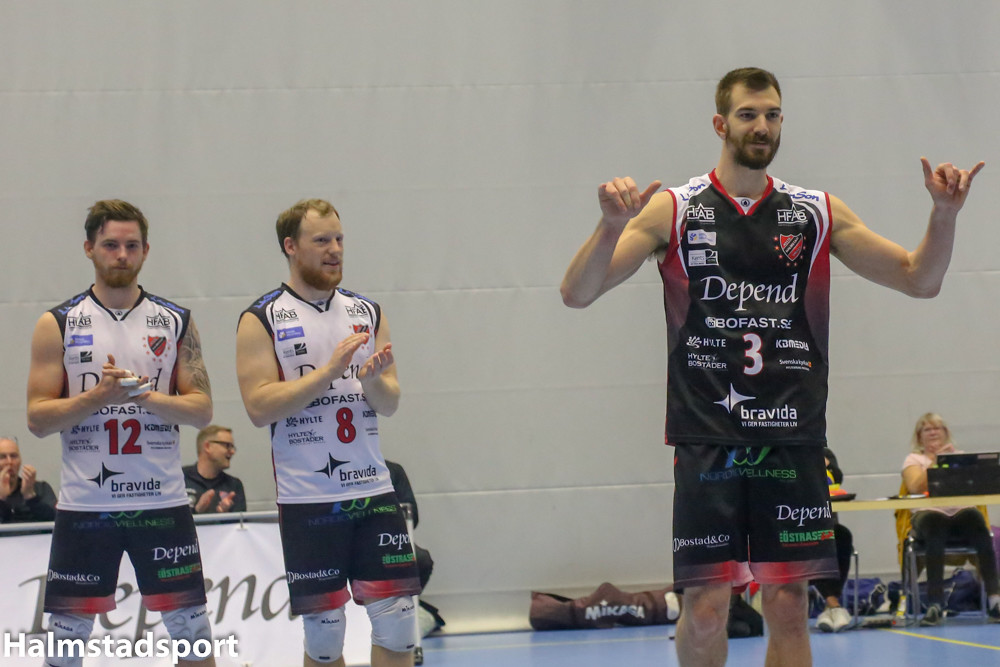 Hylte/Halmstad Herr Linköping Final