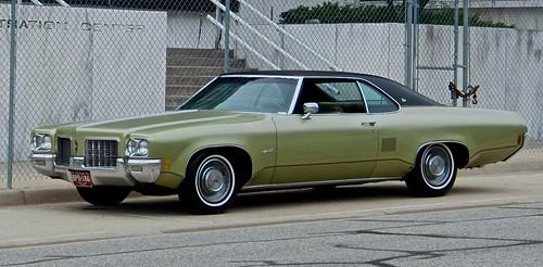 1971 Oldsmobile Delta 88 Royale