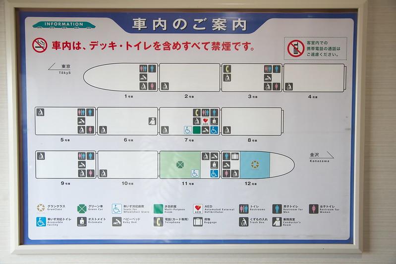 北陸新幹線 E7系