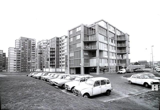 76 Le Havre - aux hlm 1977
