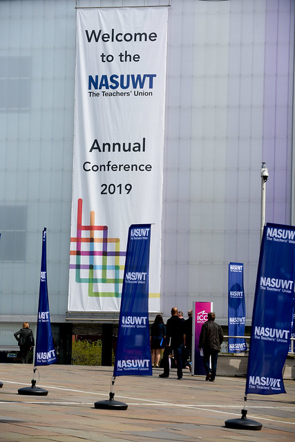 International guest at the NASUWT Annual Conference 2019