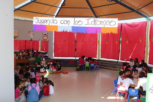 Jugando con los Idiomas en Kindergarten