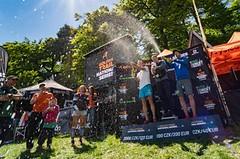 Premiéru Golden Trail National Series vyhráli Čípa a Lovrantová