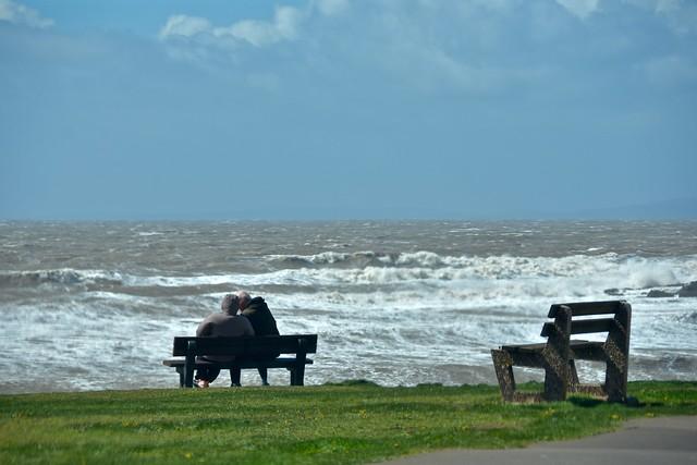 Happy Bench Monday - Porthcawl