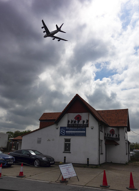 PSS Aviation Support, Hatton Cross