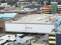 JCPenny building in Anchorage