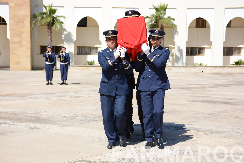 Funérailles de feu le lt colonel Najib El Hadrati et du A/C Hassan Tazi 46820730995_96da0efeb8_o